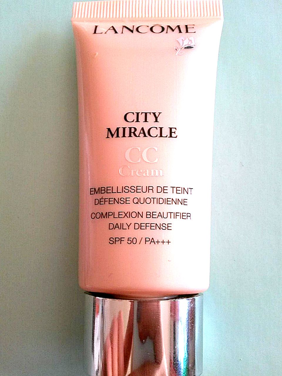 LANCOME Teint City Miracle CC Creme