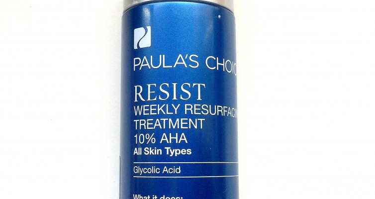 PAULA´S CHOICE Resist Weekly Resurfacing Treatment - Highendlove