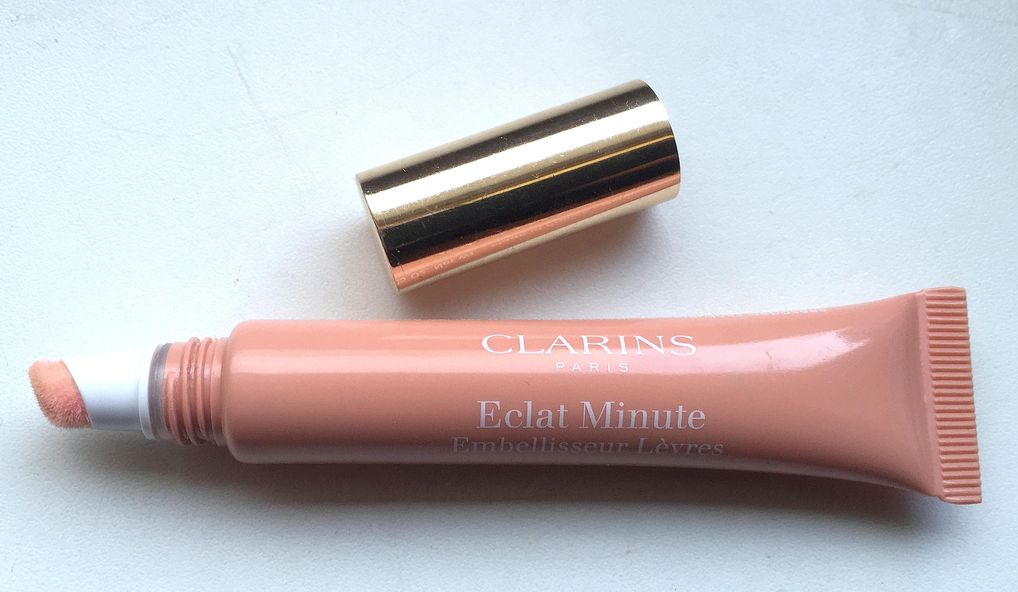 CLARINS Eclat Minute Embelliseur Lèvres - Highendlove