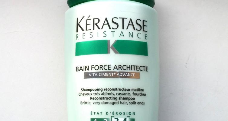 KERASTASE Rèsistance Bain Force Architecte Shampoo