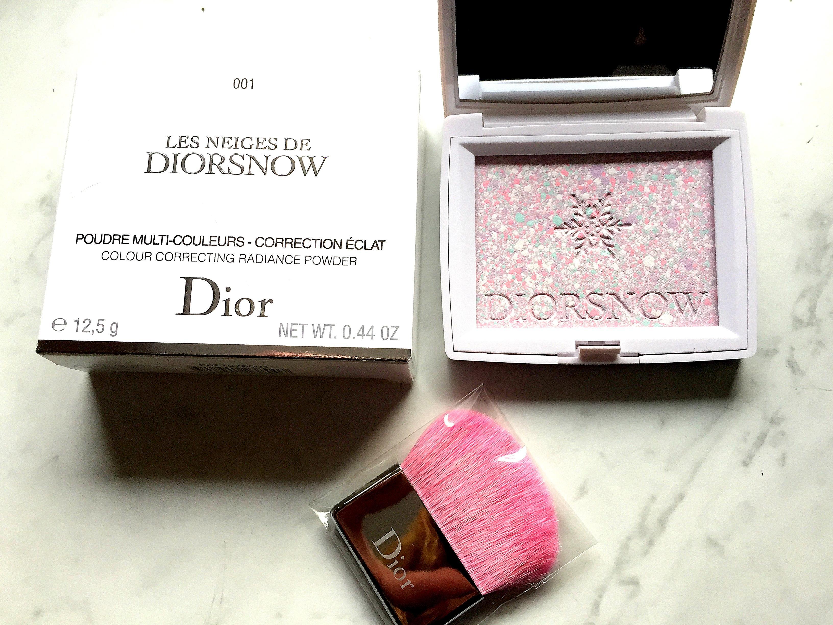 Dior Les Neiges de Diorsnow Rainbow Powder