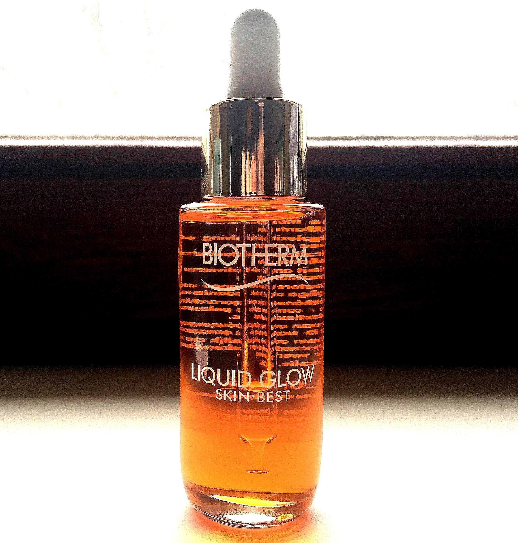 biotherm skin best liquid glow highendlove. Black Bedroom Furniture Sets. Home Design Ideas