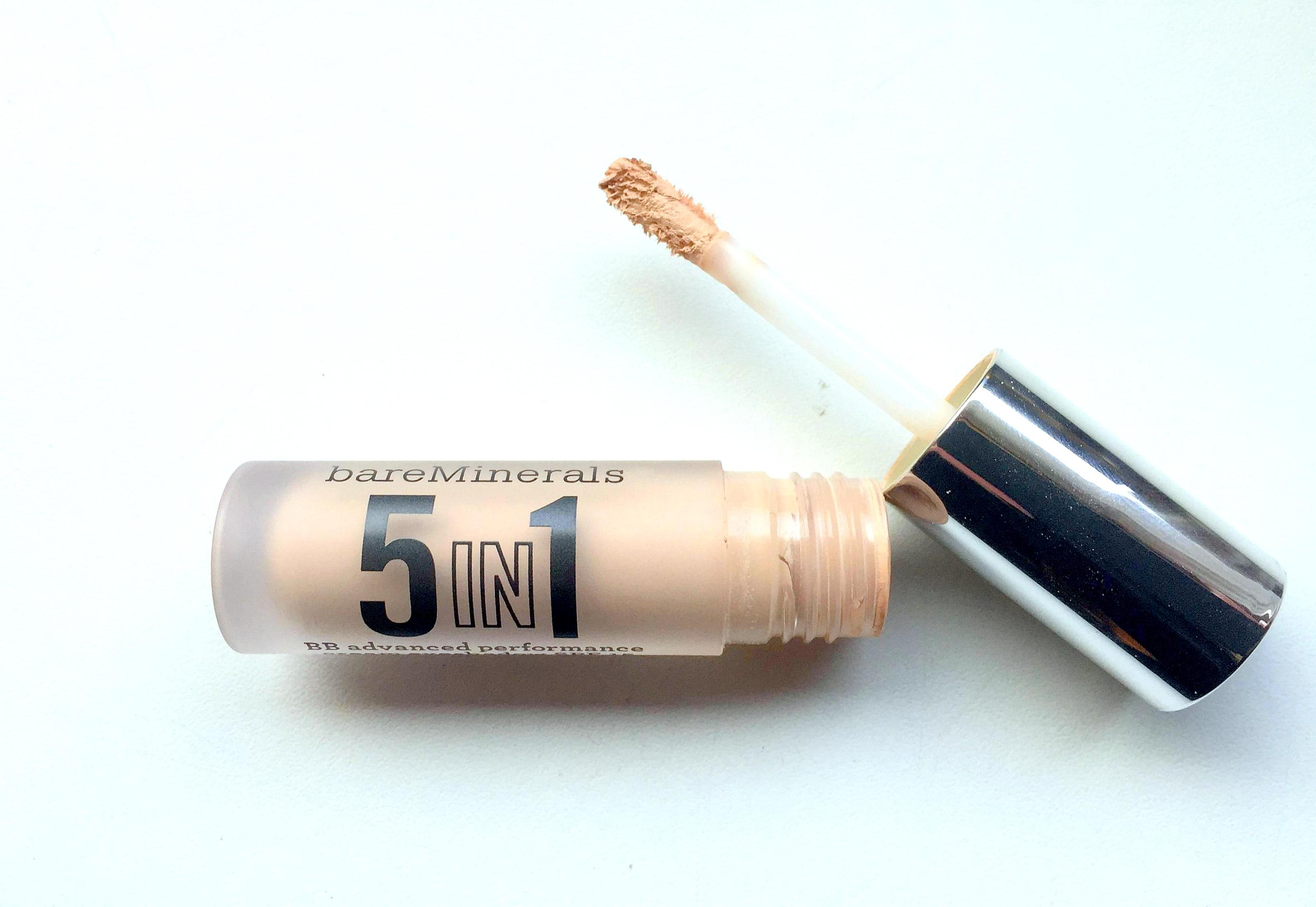 BARE MINERALS 5-in-1 Advanced Performance BB Cream Eyeshadow SPF15