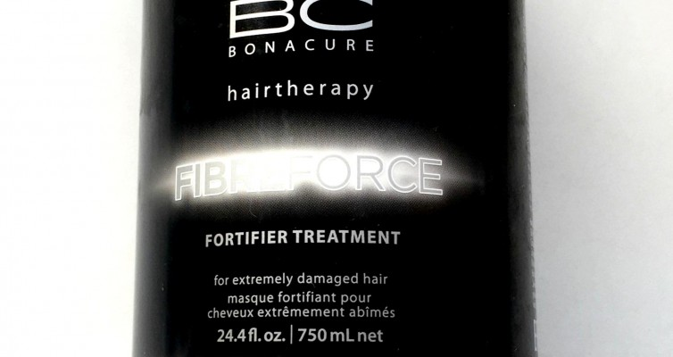 Schwarzkopf BC Bonacure Fibre Force Treatment Haarkur