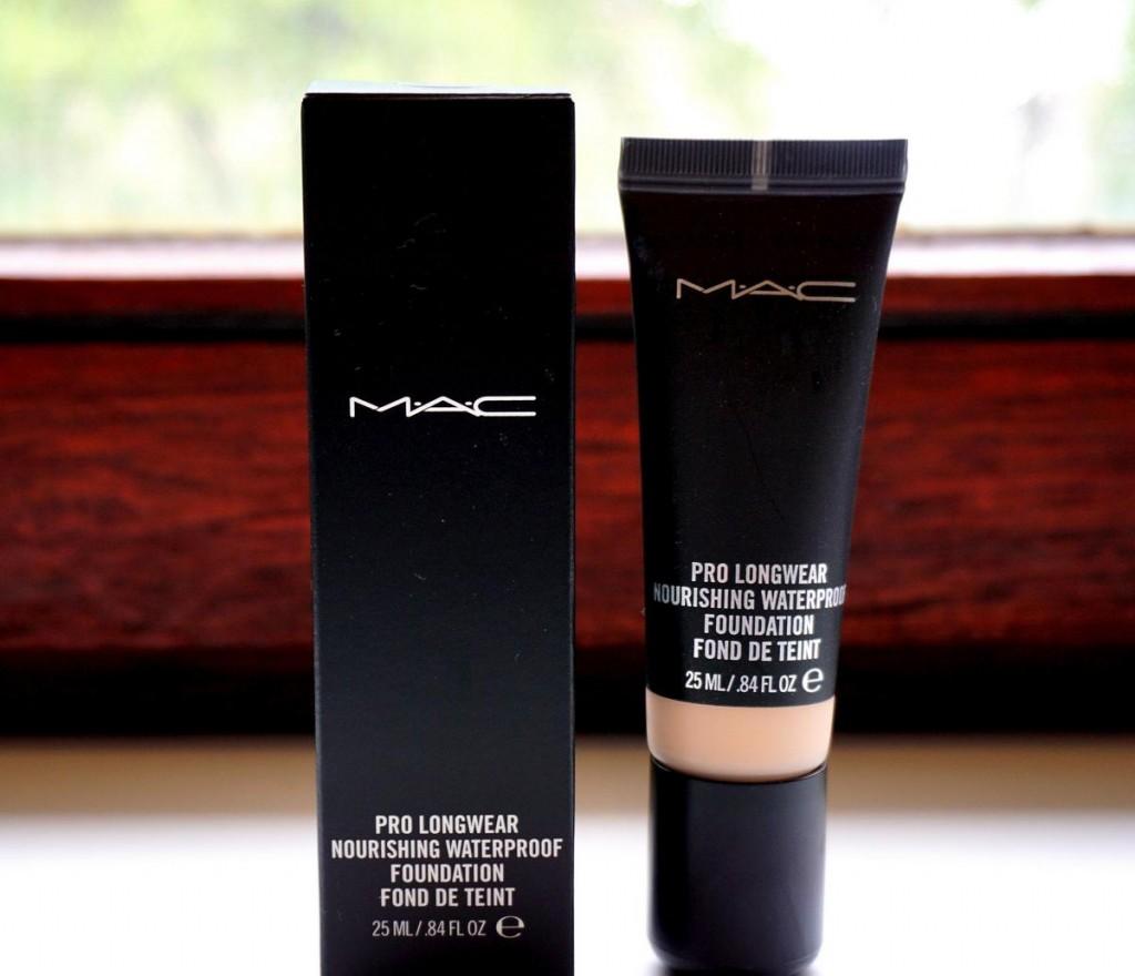 MAC Pro Longwear Nourishing Waterproof Foundation - Highendlove