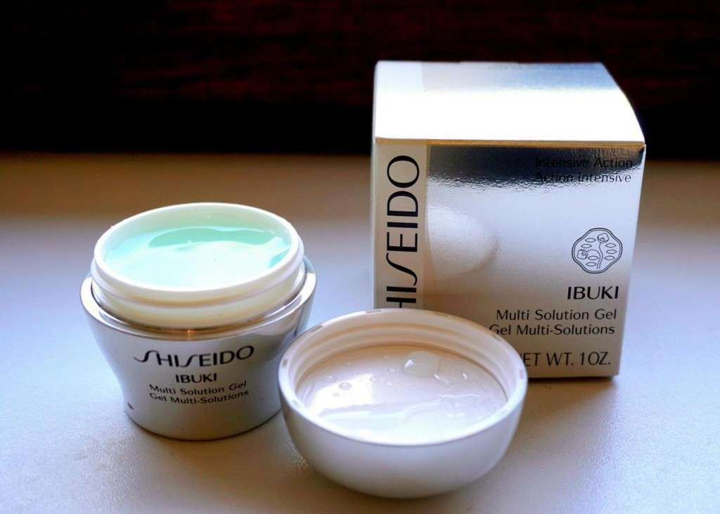 Shiseido Ibuki Multi Solution Gel - Highendlove