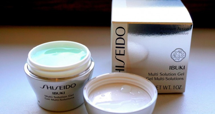 Shiseido Ibuki Multi Solution Gel - Highendlove
