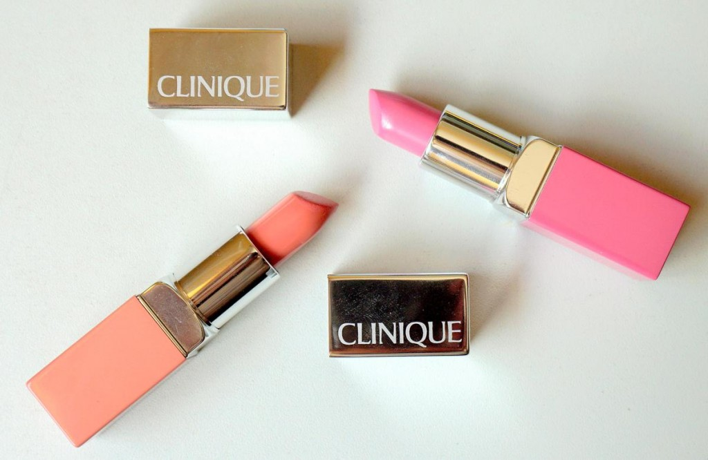 CLINIQUE Pop Lip Colour + Primer Fab Pop Beige Pop - Highendlove