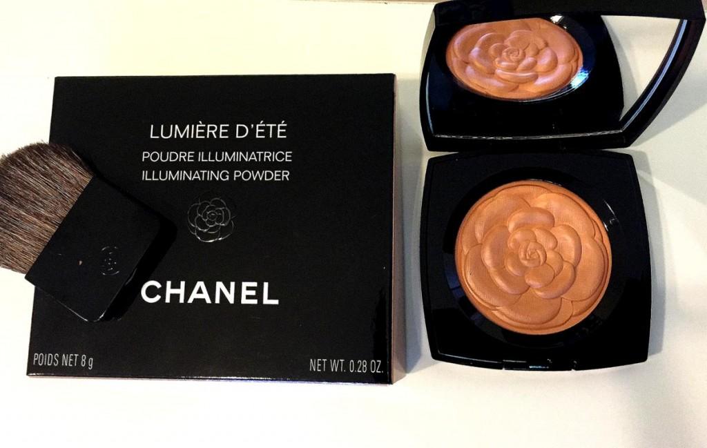 Chanel Lumière D´été Illuminating Powder - Highendlove