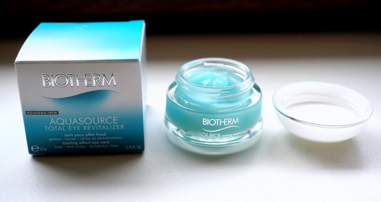 Biotherm Aquasource Total Eye Revitalizer - Highendlove