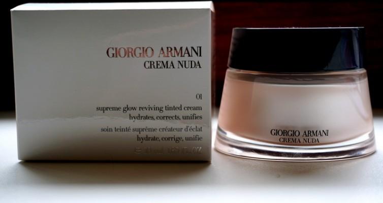 GIORGIO ARMANI Crema Nuda - Highendlove