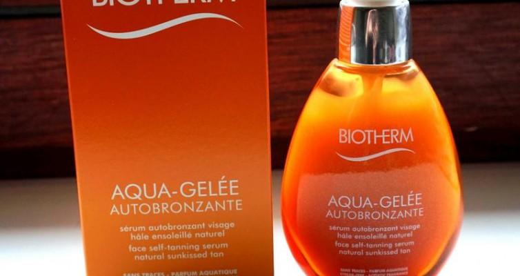 BIOTHERM Aqua Gelée Autobronzante - Highendlove