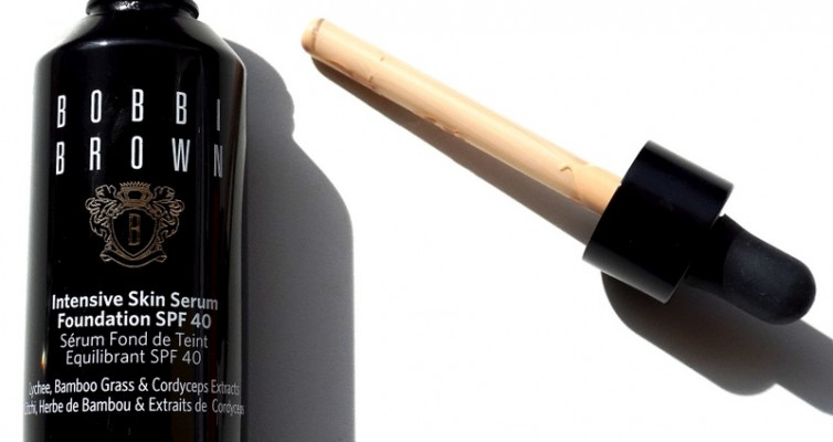 BOBBI BROWN Intensive Skin Serum Foundation SPF 40 - Highendlove