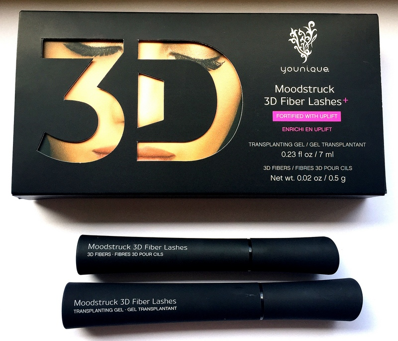 YOUNIQUE 3D Fiber Lashes + Mascara - Highendlove