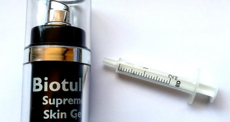 BIOTULIN Bio statt Botox - Supreme Skin Gel - Highendlove