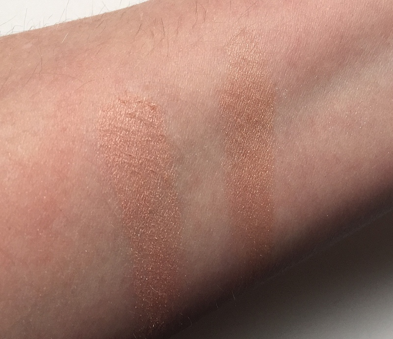 LAURA MERCIER Candleglow Luminizing Palette Swatches untere Reihe - Highendlove