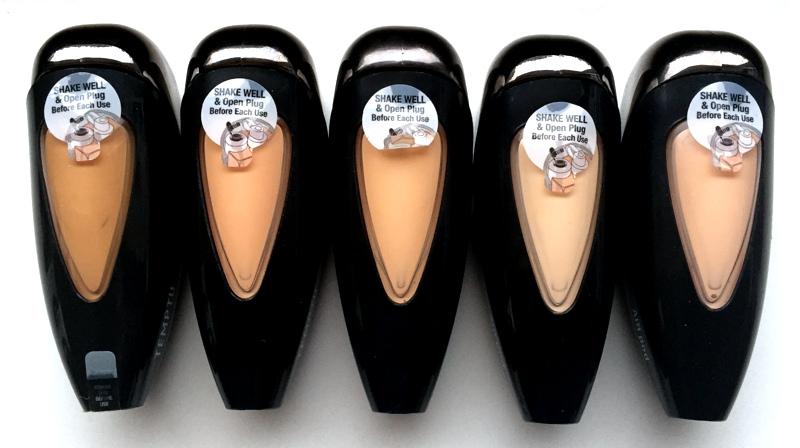 TEMPTU AIRpods AIRbrush Makeup System Foundation Farben - HIghendlove