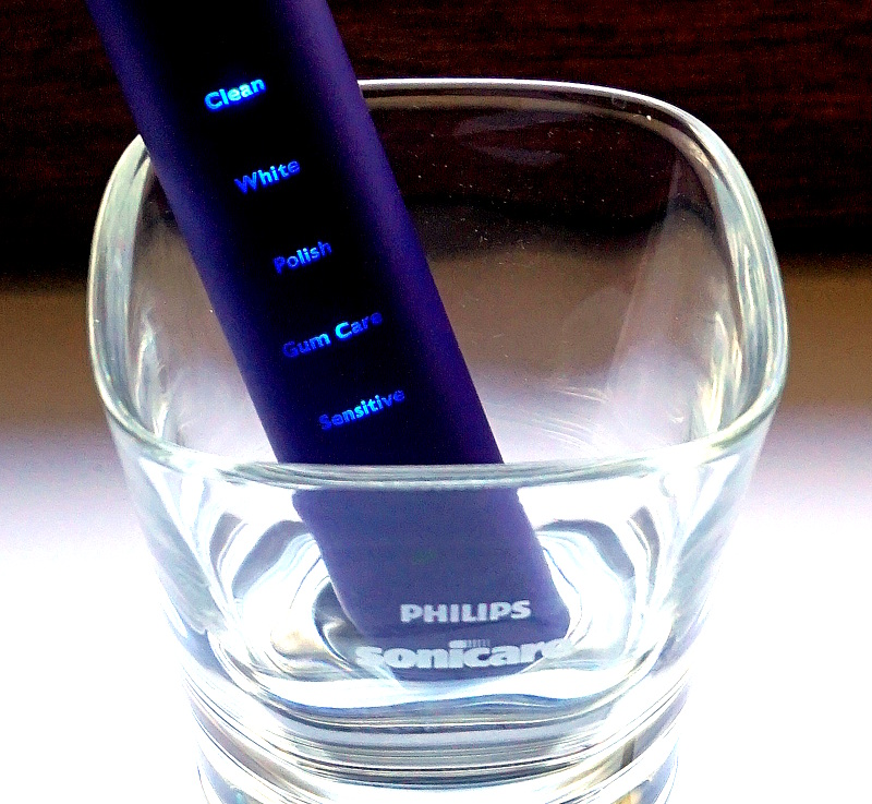 PHILIPS Sonicare DiamondClean Amethyst - HIghendlove