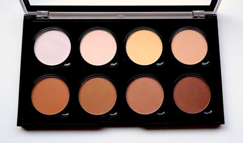 NYX Highlight & Contour Pro Palette - Highendlove