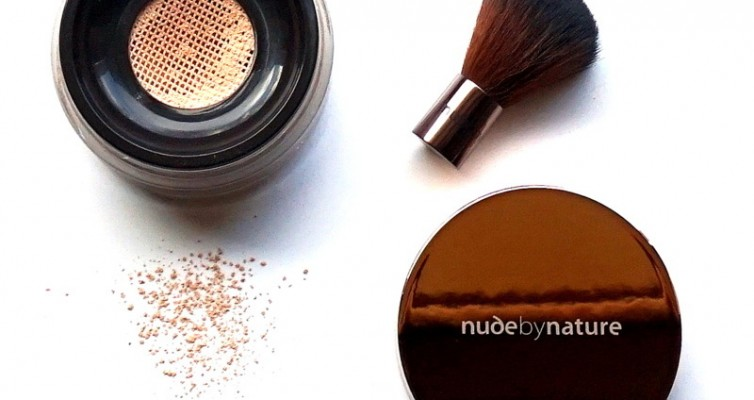 NUDE BY NATURE Radiant Loose Powder Foundation - Highendlove