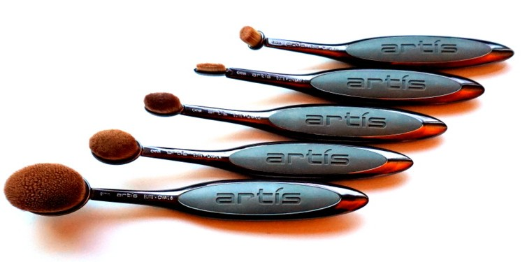 Artis Brushes / Pinsel Set - Highendlove