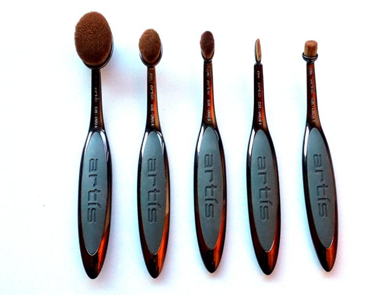 Artis Brushes / Pinsel Set - Highendlove