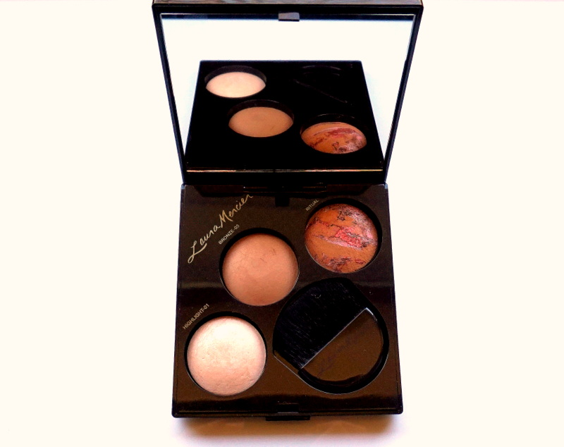 LAURA MERCIER Blush & Glow Radiant Face Trio