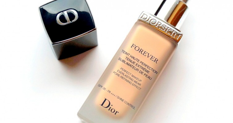 DIOR DIORSKIN Forever Fluid Foundation - Highendlove DIOR DIORSKIN Forever Fluid Foundation - Highendlove