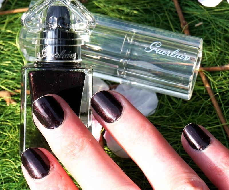 GUERLAIN Le Petite Robe Noire Black Perfecto Nagellack - Highendlove