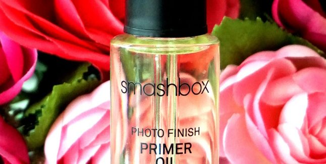 SMASHBOX Photo Finish Primer Oil - Highendlove