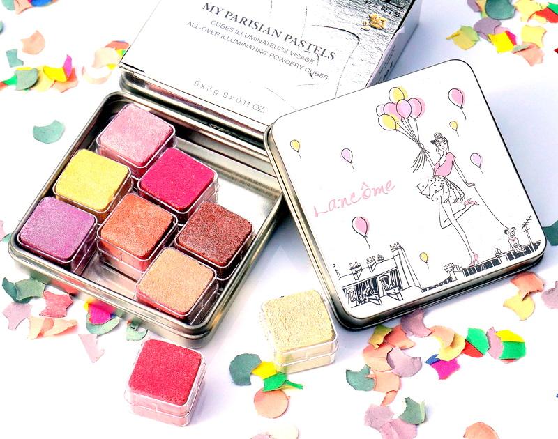 LANCOME My Parisian Pastels - Highendlove