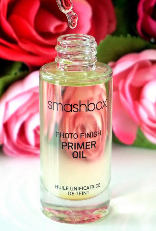 SMASHBOX Photo Finish Primer Oil - Highendlove