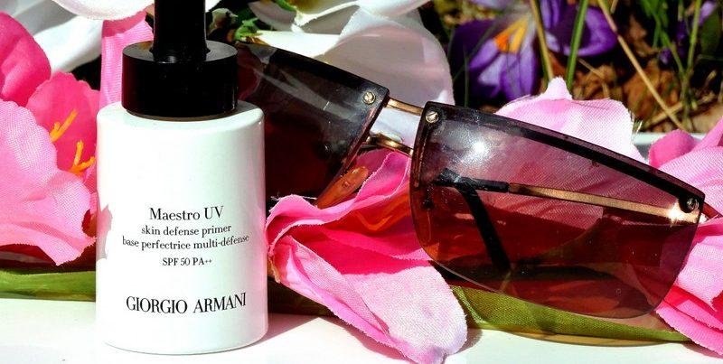 GIORGIO ARMANI Maestro UV Primer SPF50 - Highendlove
