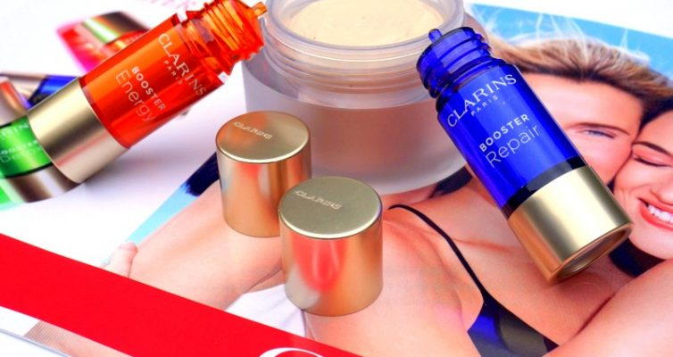 CLARINS Booster Repair & Detox - Highendlove