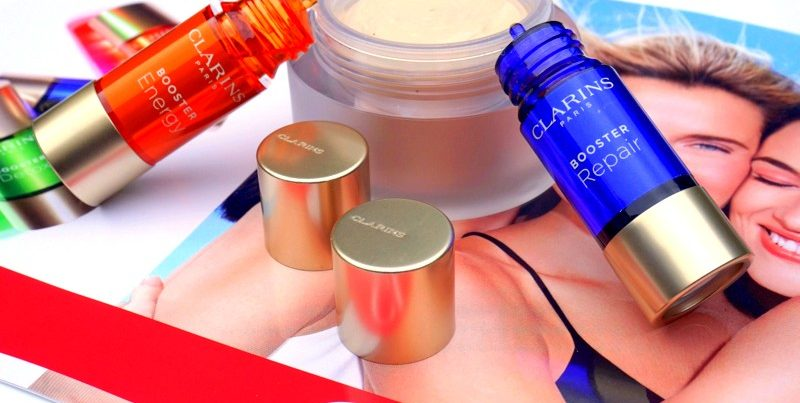CLARINS Booster Repair & Detox - Highendlove