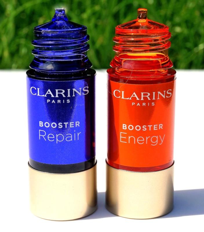 CLARINS Booster Energy & Repair - Highendlove