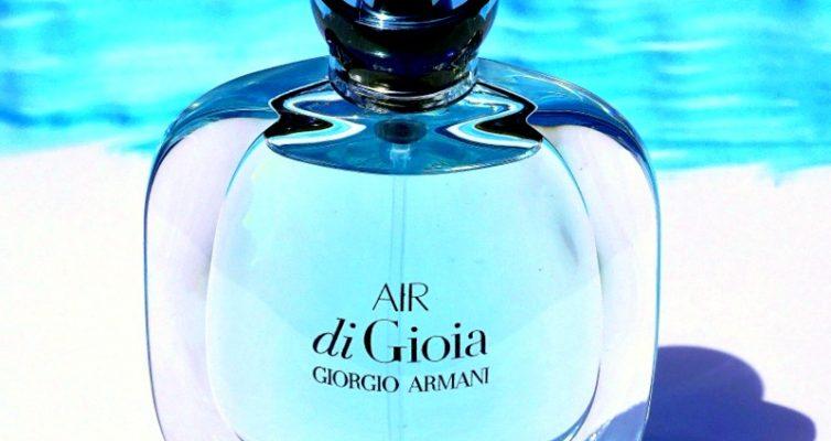 GIORGIO ARMANI Air Di Gioia Eau de Parfum - Highendlove