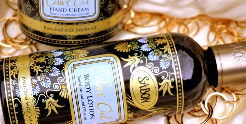 SABON Body Lotion & Hand Cream Olive Oil - Highendlove