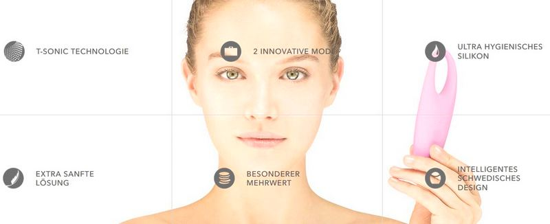 FOREO Iris - Augenmassagegerät - Highendlove