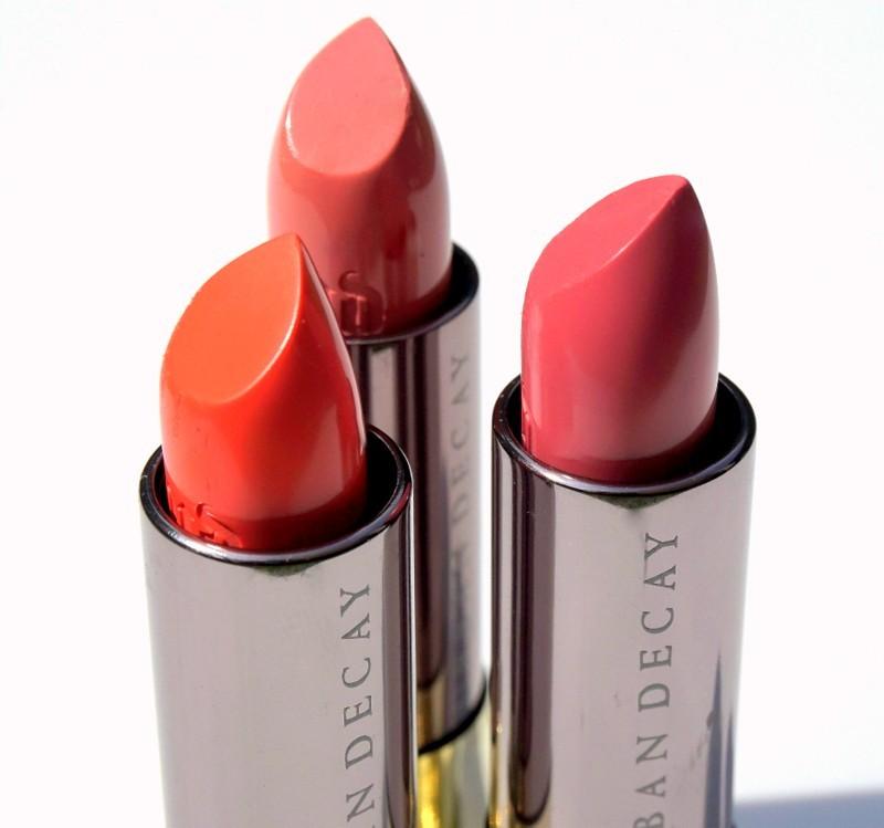 URBAN DECAY Vice Cream & Vice Sheer Lippenstifte - Highendlove