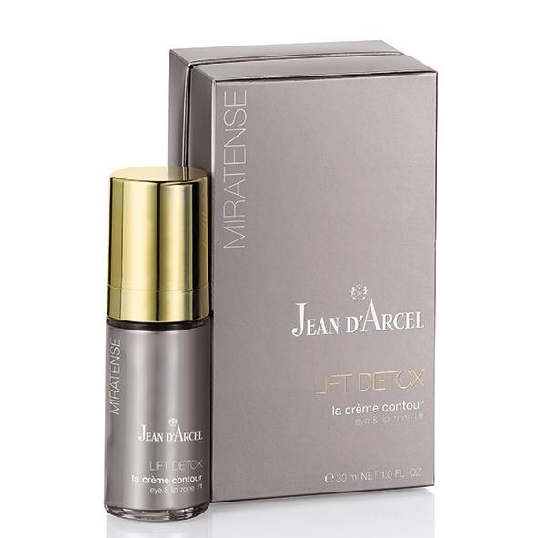 JEAN D´ARCEL Miratense Lift Detox - Highendlovehield Luxuriös-seidige Tagespflege mit Lift-Detox- Effekt Seidige Tagespflege mit Lift-Det