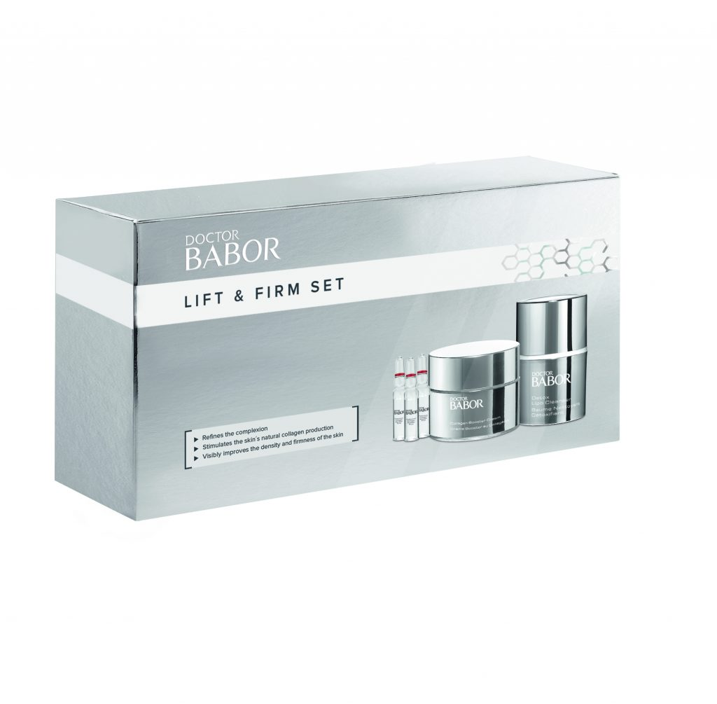 DR. BABOR Lift & Firm Set Gewinnspiel - Highendlove
