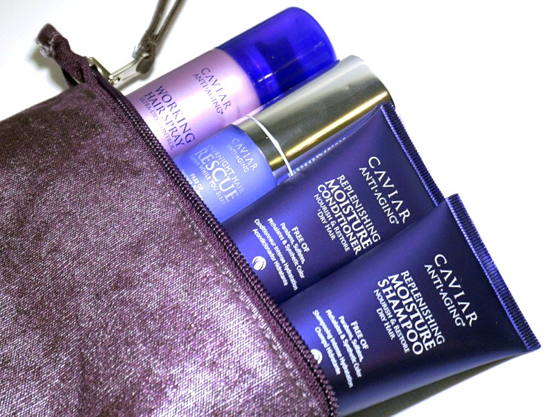 ALTERNA Haircare Caviar Anti Aging Serie - Highendlove