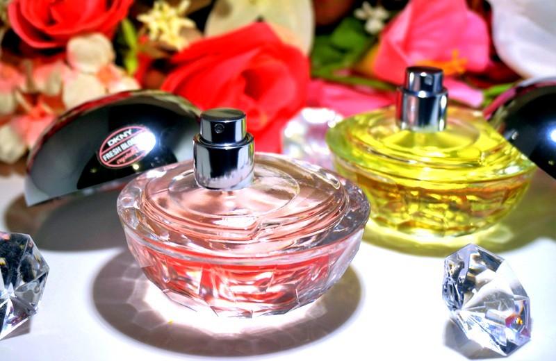 DKNY Crystallized Eau der Parfum Düfte Gewinnspiel & Review - Highendlove