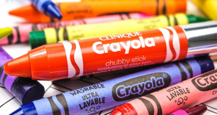 CLINIQUE Crayola Chubby Stick - Highendlove