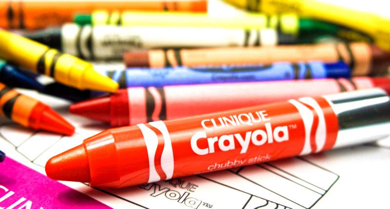 CLINIQUE Crayola Chubby Stick - Highendlove