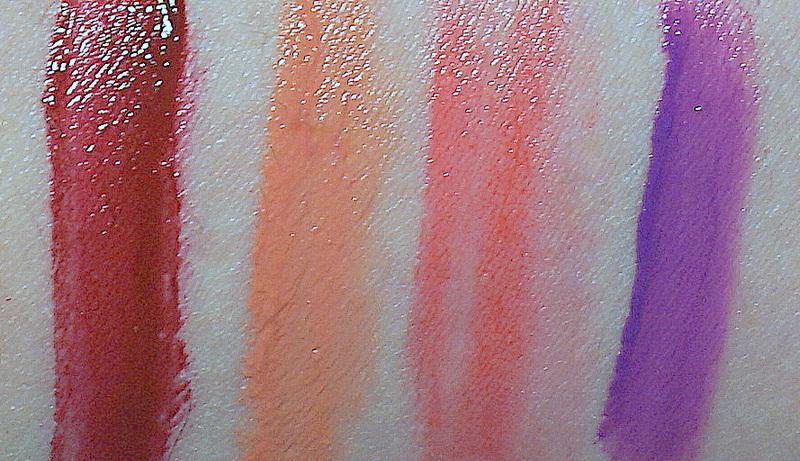 L´OREAL Infallible Kollektion Swatches Lip Paint Matte - HighendloveL´OREAL Infallible Kollektion Swatches Lip Paint Matte - Highendlove