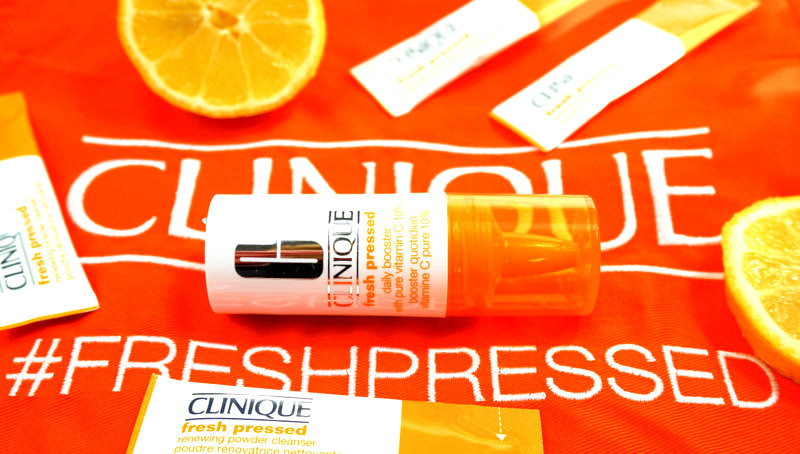 CLINIQUE Fresh Pressed Daily Booster & Powder Cleanser - Highendlove