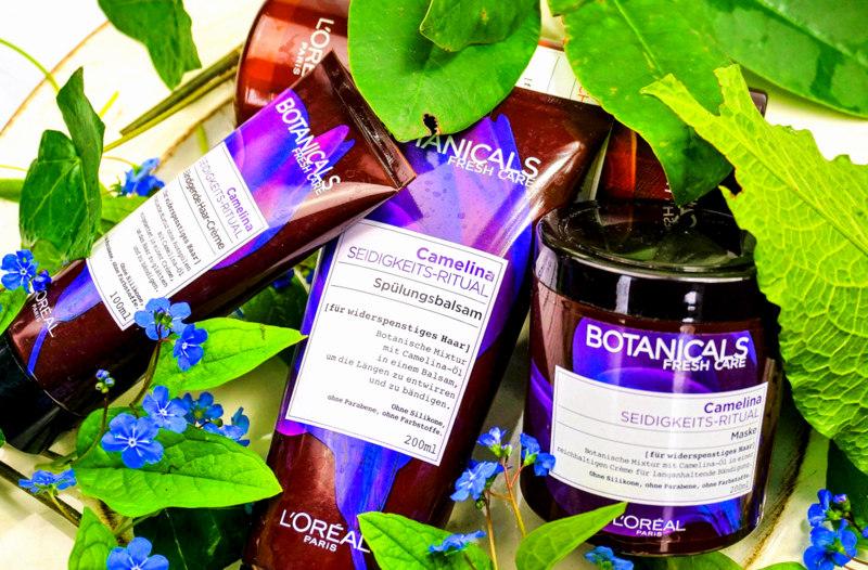 L´OREAL Botanicals Haarpflegeserie - Highendlove