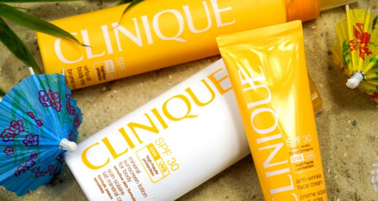 CLINIQUE Sonnencreme Kollektion - Highendlove